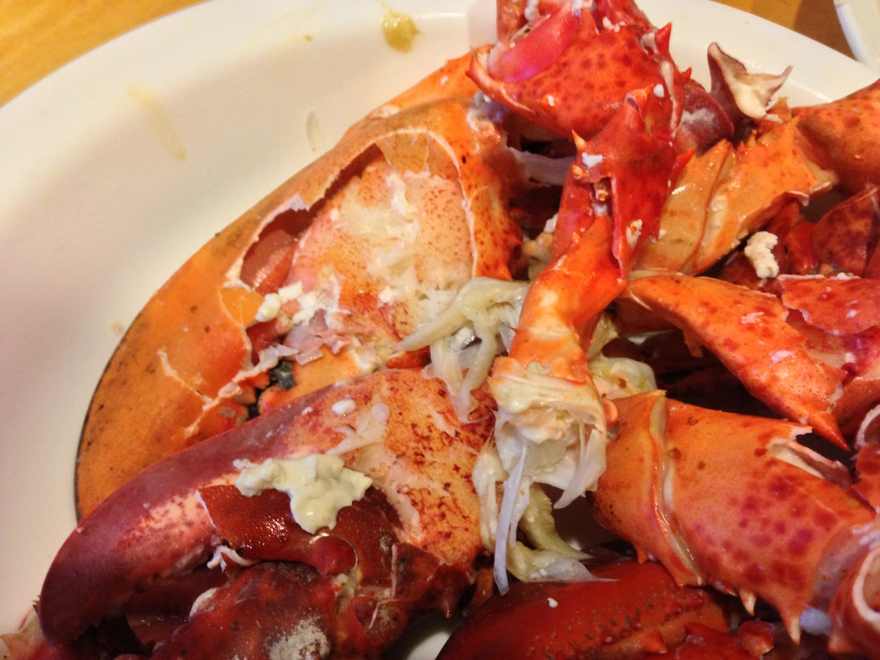 H Mart (San Diego) - Family Seafood Dinner - Faye's Fork