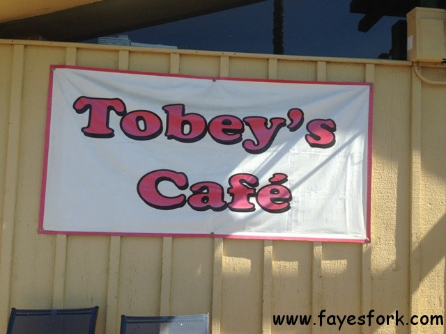 Tobeys 19th Hole Restaurant Balboa Park Visit