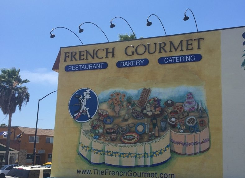 THE FRENCH GOURMET