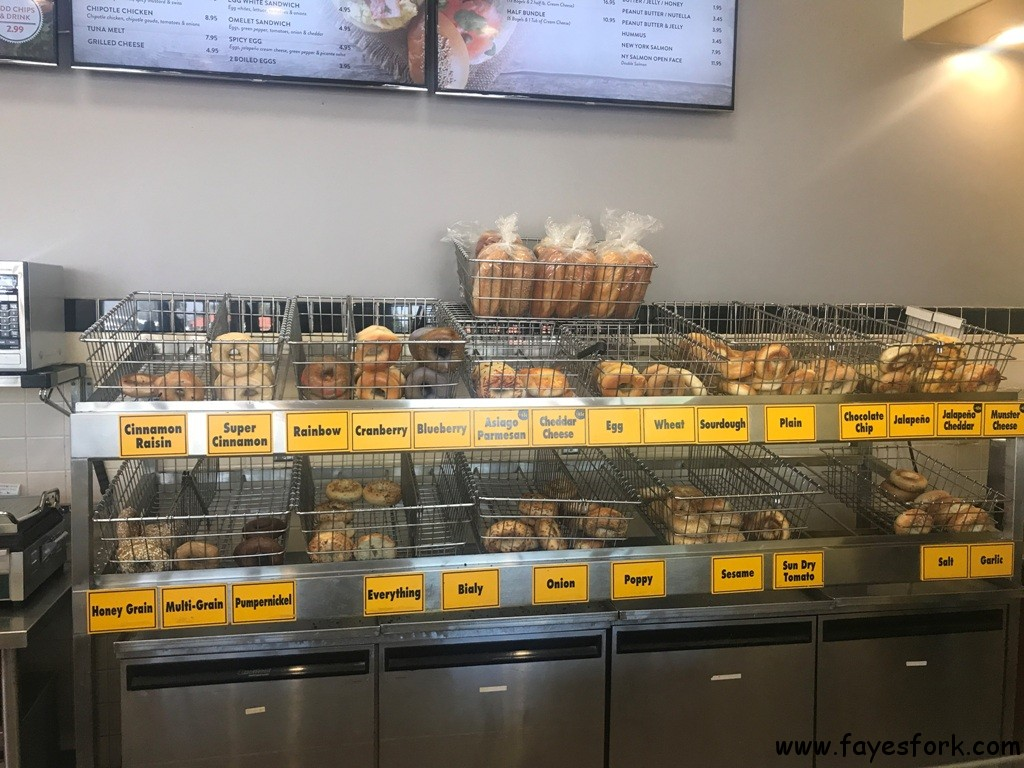 New York Bagels And Cafe Rancho Bernardo